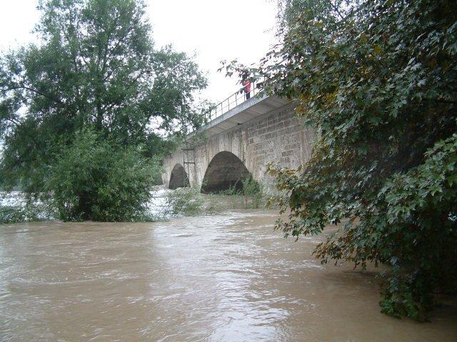 Innhochwasser 2005