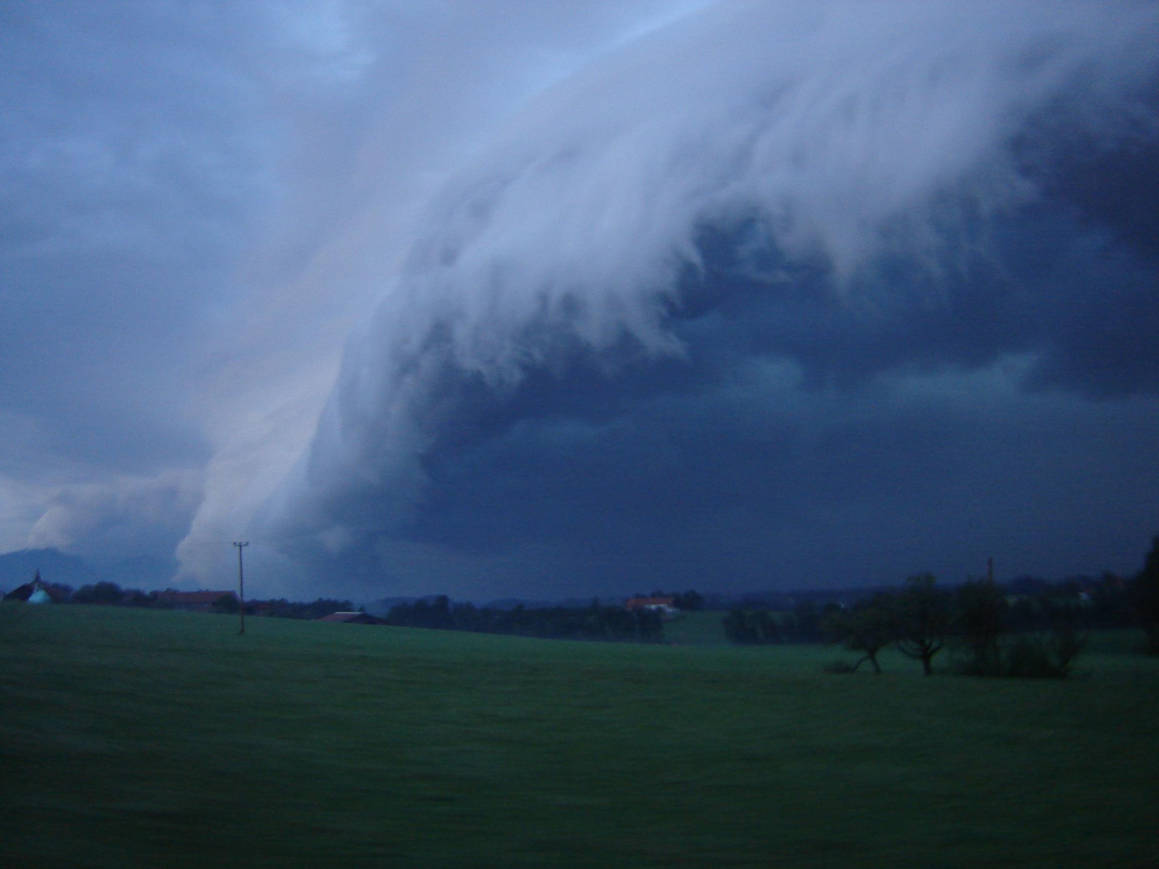 Unwetterfront 2012
